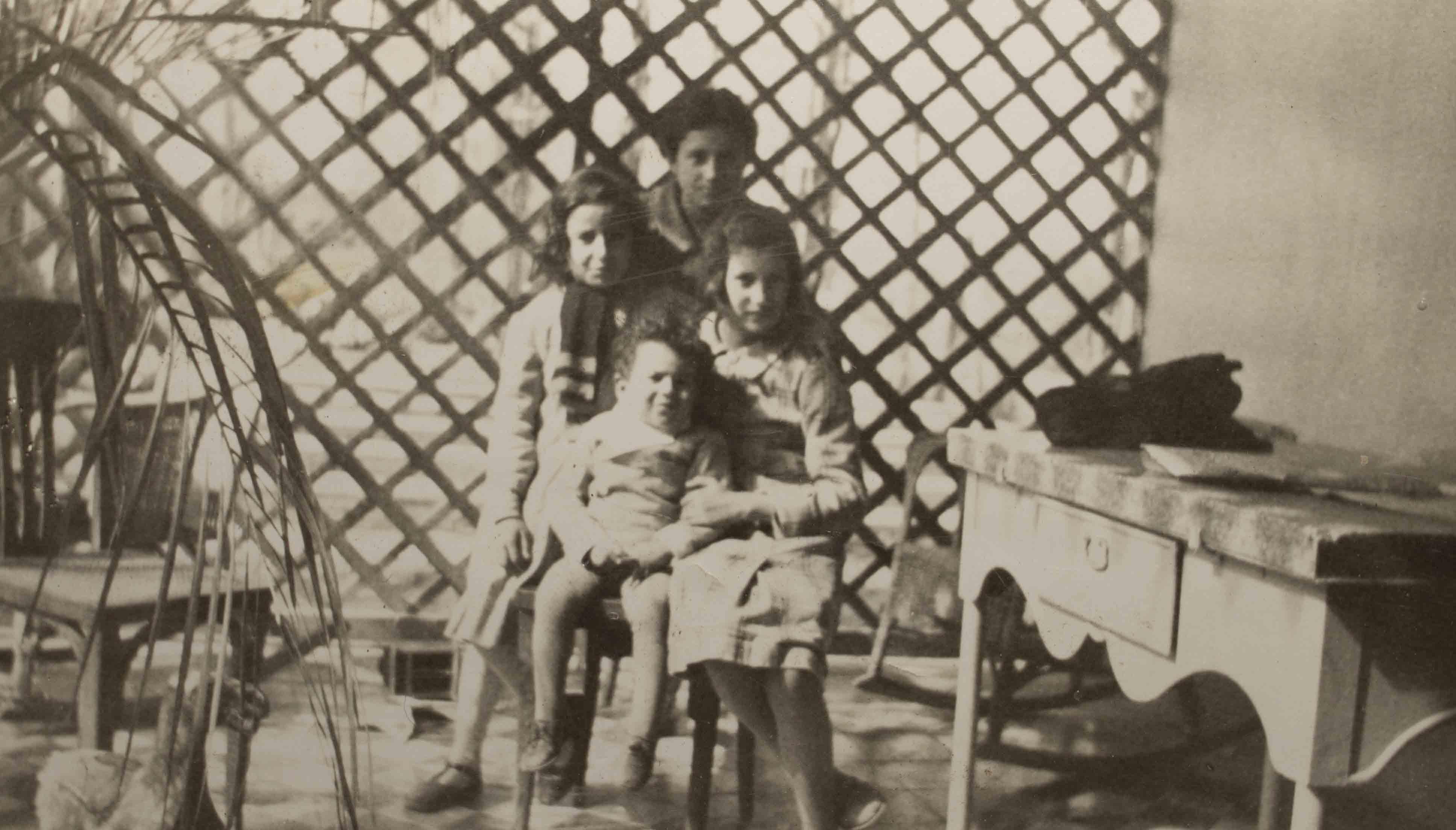 familia vivero verde vida recuerdo